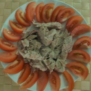 簡単調理 ゆで豚