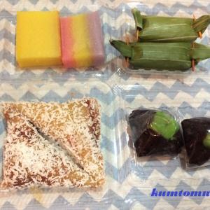 クエ 和菓子に似たマレーシアのお菓子 2