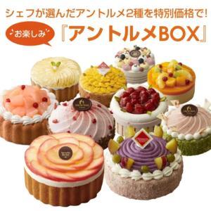 0時~サンクドノアのケーキ 2種詰め合わせ
