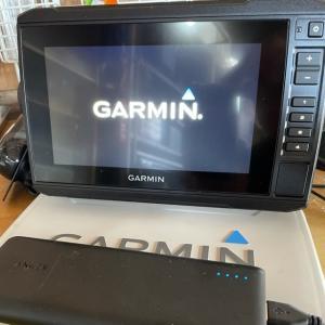 【Garmin】エコマップ73sv UHDに買い替えました