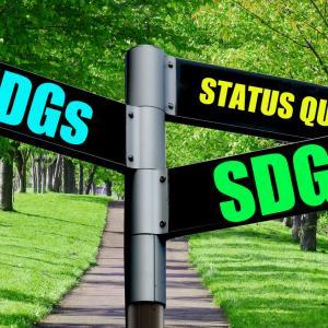 SDGs  コロナでSDGsが後退
