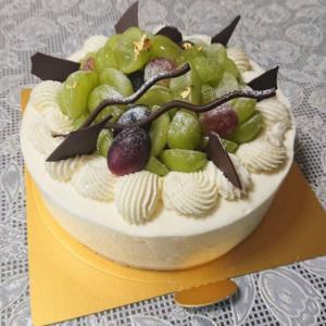 エッテさんのエアリーバースデーケーキ!