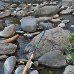 【釣行速報#08】遡上鱒の残像を追って