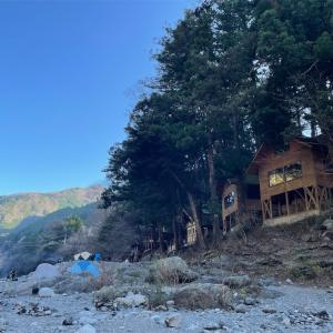 氷川キャンプ場で初のデイキャンプ!