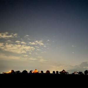 100万だらぁ【富士見の丘オートキャンプ場】が最高すぎた