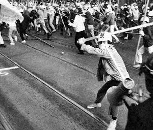 【朝日新聞】土地規制法案に市民や団体が抗議「住民の間に不信を持ち込む」「平和運動つぶされる恐れ」  [みの★]