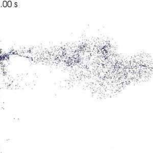 【コロナ】スパコン富岳分析 感染予防には距離と会話時間の両方を考慮する必要性  [haru★]