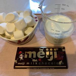 【ズボラ飯】簡単チョコレートムース