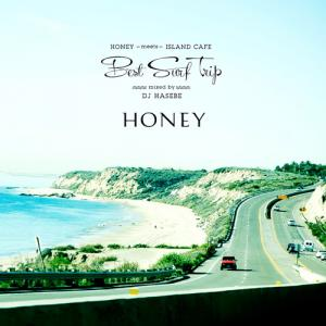 [Music] HONEY meets ISLAND CAFE -Best Surf Trip-