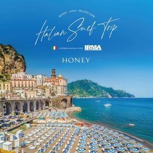 [Music] HONEY meets ISLAND CAFE -Itarian Surf Trip-