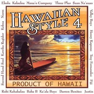 [Music] Hawaiian Style – Vol.4