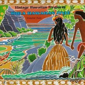 [Music] Vintage Hawaiian Treasures –  Vol.2 Hula Hawaiian Style