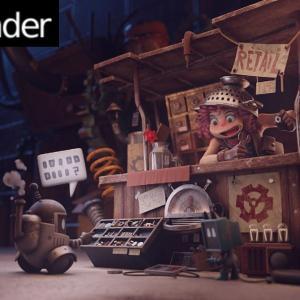 Blenderを使った副業事例!収入や稼ぐための方法を紹介