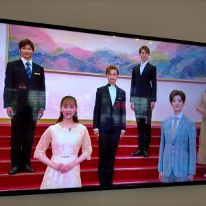 再開した宝塚大劇場