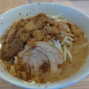 奈良にある二郎系ラーメンインスパイア店「夢を語れ」で初体験!