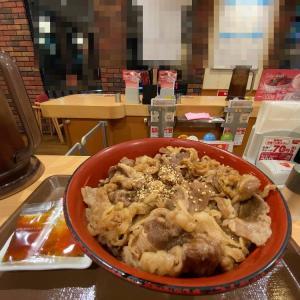 +240円(税込)でお肉2倍!ふかふかの食感から追いかける甘いうま味!すき家の牛カルビ丼。