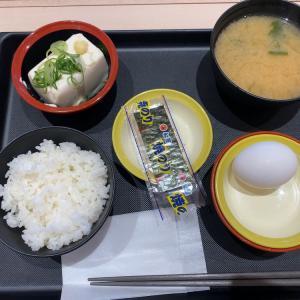 松のやの「卵かけご飯」は、米のクオリティーと、ご飯&味噌汁おかわりっ!(セルフ店~店内飲食)