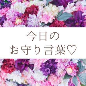 9/9  今日のお守り言葉
