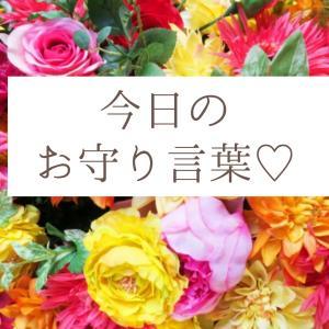 12/3 今日のお守り言葉
