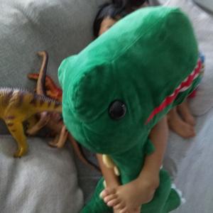 双子育児♡恐竜ブームの行きついた先