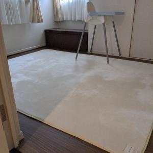 床の張替え完成しました