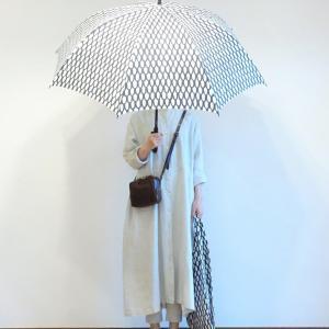 うろこ柄の傘とスマートバッグ~