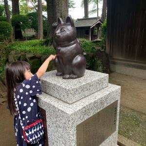 011.豪徳寺のまねき猫