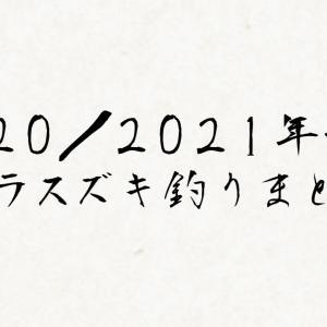 2020年-2021年秋冬 ヒラスズキ釣りまとめ
