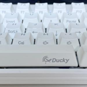 Ducky One 2 Mini RGB 60% レビュー・ゲーミングだけじゃない!使って分かったDukeyの愛らしさと心くすぐる操作感