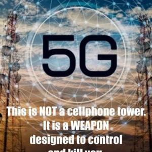 5Gについて学んで下さい。兵器なのです。ビッグテクへの集団訴訟に参加できる。WWG1WGA