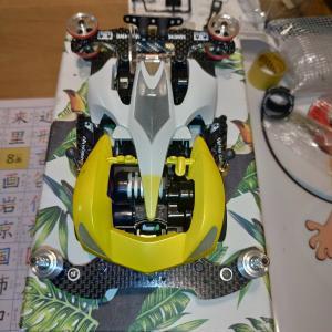 |ω・´) 【ミニ四駆】B-MAXを作ろう!③