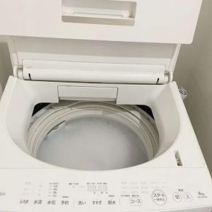 [閲覧注意]洗濯物にカビが!オキシクリーンで縦型洗濯機ビートウォッシュの洗濯槽掃除。