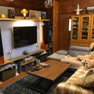 別荘DIY 夢のシアタールームを作る