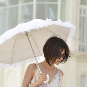 その古い日傘大丈夫ですか❓ UVカット効果をベランダで実験&対策した結果