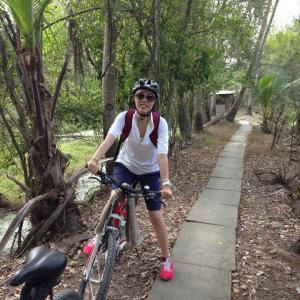 バンコクのおすすめツアー~Grasshopperで旧市街と運河を自転車で周ってみた
