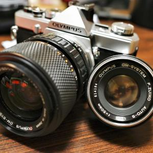 オールドカメラ『OLYMPUS  OM-1』を手に入れた!~ファインダーや露出計の修理~