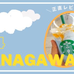 【スタバ 47JIMOTOフラペチーノ】#14 神奈川「サマーブルー クリーム フラペチーノ」 正直レビュー