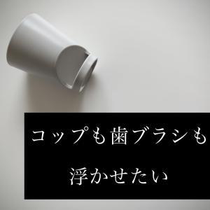 【歯ブラシ】100均アイテムで空中収納DIY♡