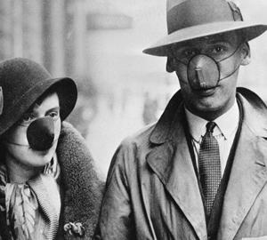 スペイン風邪からおよそ100年、当時の写真がこれ