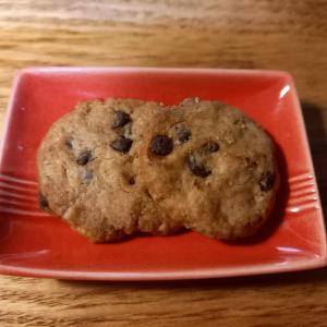 ピーナッツバター&チョコチップクッキー