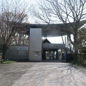京阪電車の坂本比叡山口駅から坂本ケーブルで比叡山に行く