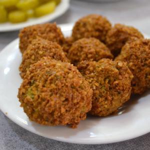 世界ごはんたべ記#64 イスラエルのレストラン「アブゴッシュ」