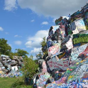 マサチューセッツ州だけで有名なマイナー観光地「クインジー採石場保護区」