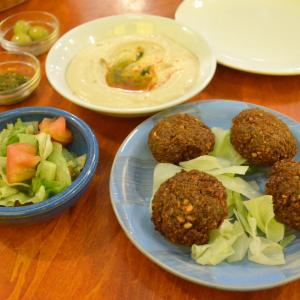 世界ごはんたべ記#84 東京のイスラエル料理屋「シャマイム」