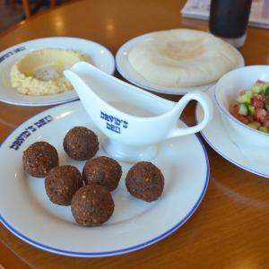 世界ごはんたべ記#85 東京のイスラエル料理屋「デビッド・デリ」