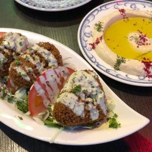 世界ごはんたべ記#87 東京のパレスチナ料理屋「ビサン」