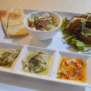 世界ごはんたべ記#88 東京のパレスチナ料理屋「アルミーナ」