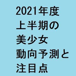 2021年度上半期の美少女動向予測(妄想)と注目点