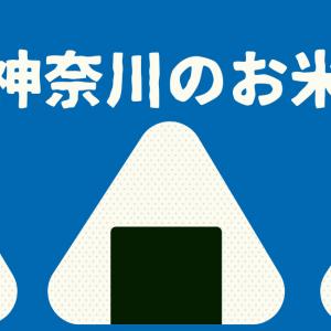 関東地方のお米 神奈川県