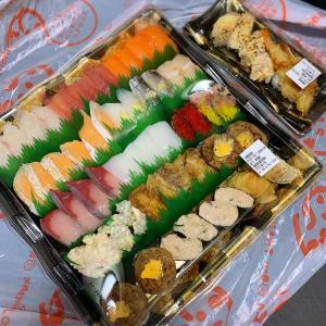 元気寿司の魚べえのお持ち帰りネット予約が便利過ぎる。